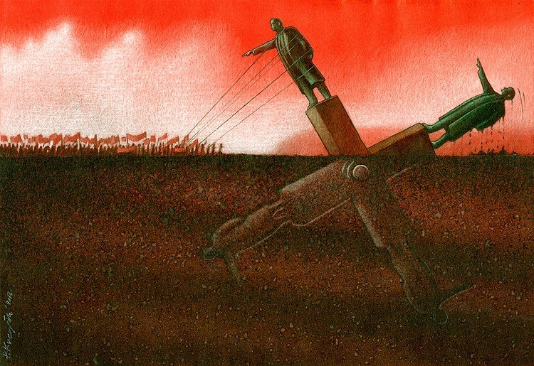 loop by pawel kucznski