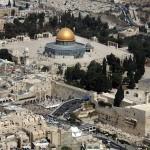 La guerra diplomática por los lugares santos