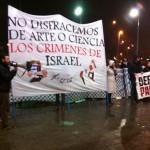 Sobre la Universidad de Chile y el boicot a Israel
