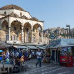¿Una mezquita para Atenas?