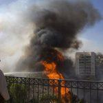 Incendios en Israel: ¿intifada de fuego?
