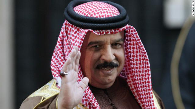 hamad bin-isa al khalifa bahrain