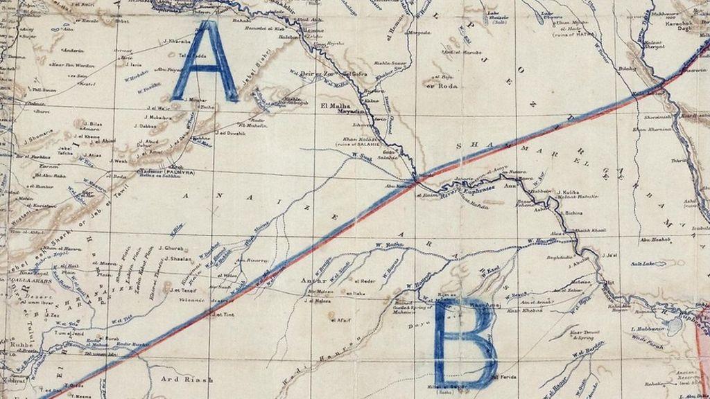 Sykes-Picot: un siglo después