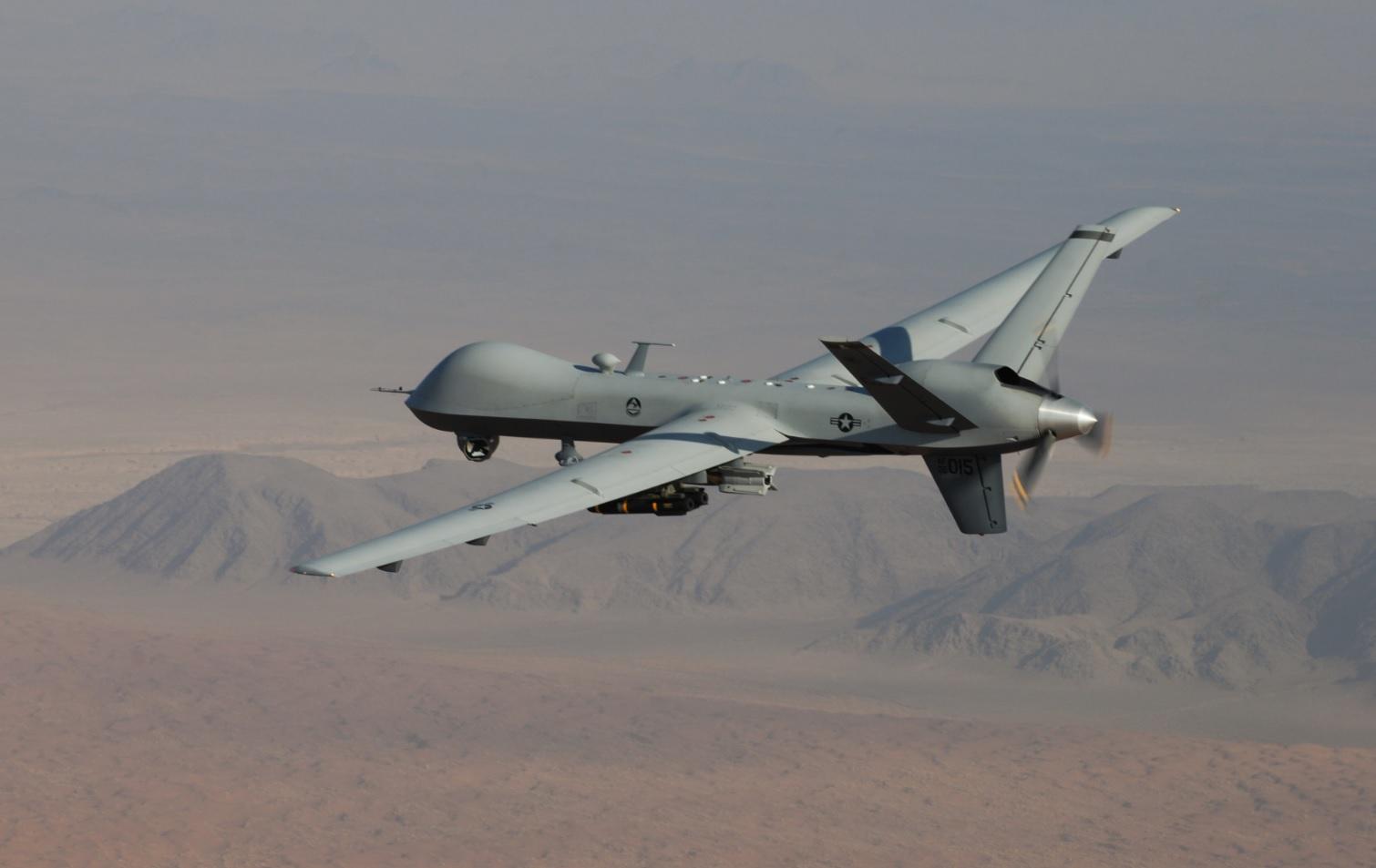 Enemigo Invisible: la polémica de los drones en el cine