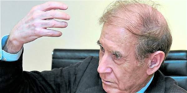 """Shlomo Ben-Ami: """"Acuerdo entre israelíes y palestinos es imposible"""""""