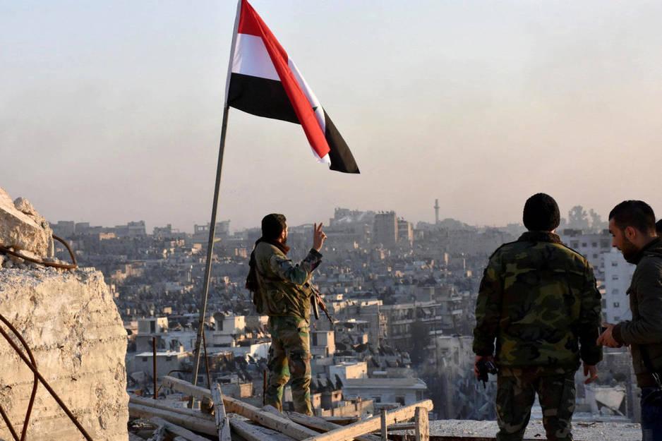 El escenario en Siria