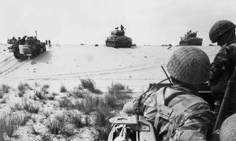 Las lecciones no aprendidas de la guerra de los Seis Días