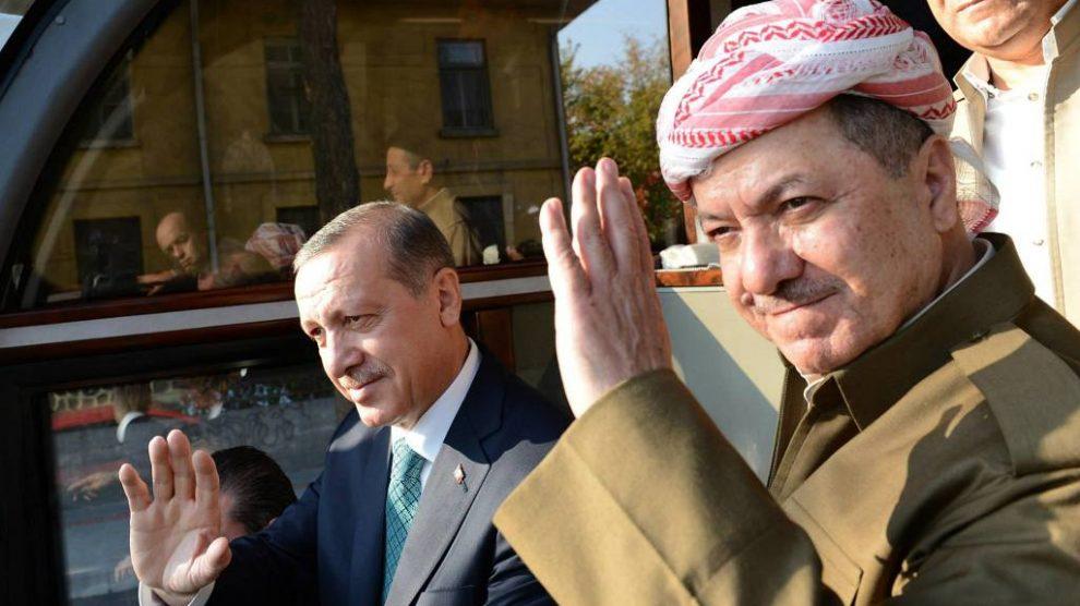Las contradicciones de Turquía frente al Kurdistán iraquí