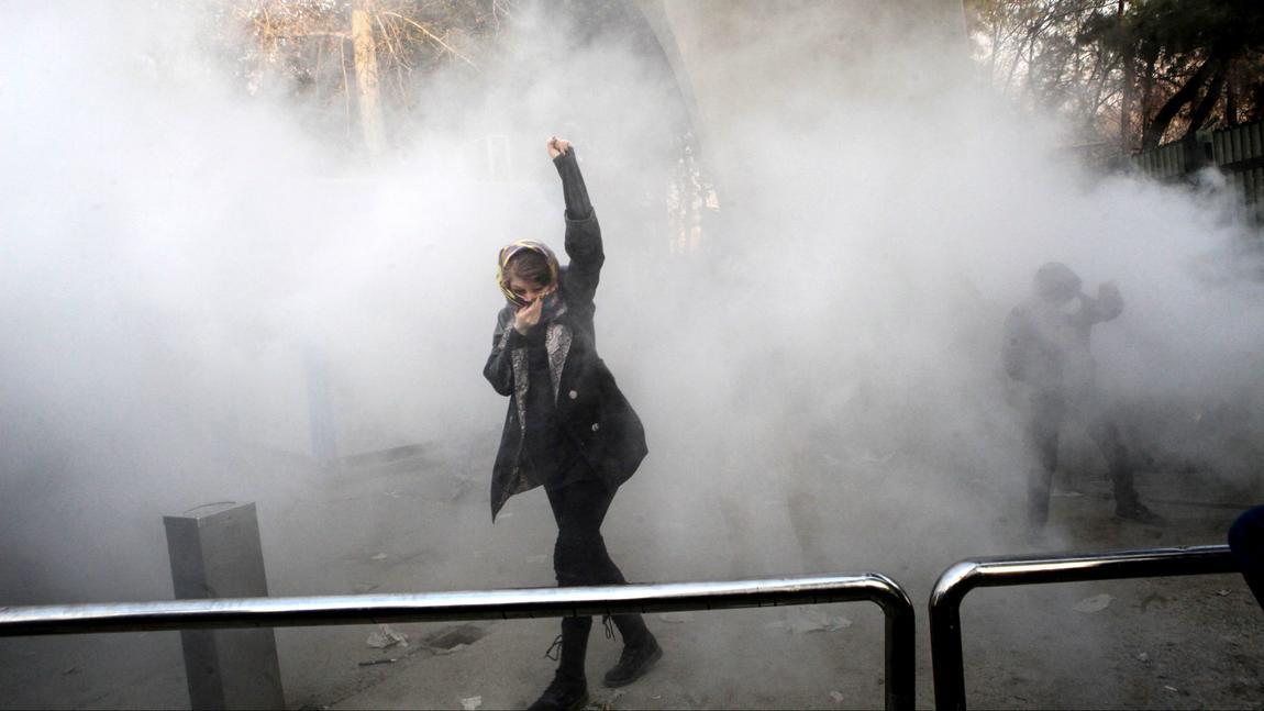 ¿Está en riesgo la estabilidad política en Irán?