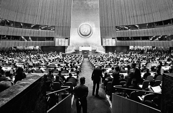 La Unión Soviética y la Resolución 3379: la historia de la analogía entre sionismo y racismo