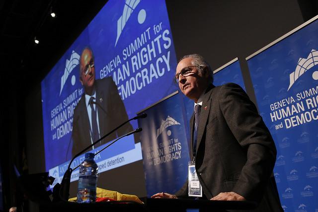 Manteniendo viva la lucha por los Derechos Humanos
