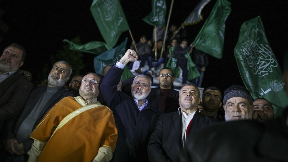 Otra victoria para Hamas