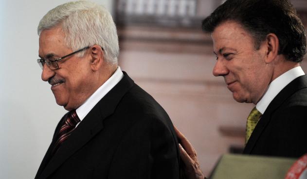 ¿Por qué Santos reconoció a Palestina como Estado?